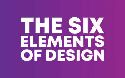 The SIX Elements of Design